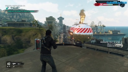 Just Cause 4 - Tools of Destruction (Video#1)