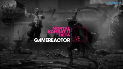 Mortal Kombat 11 - Tayangan Ulang Livestream Beta