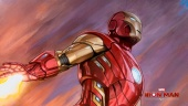 Iron Man VR - Impulse Armor Timelapse