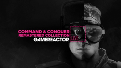 Command & Conquer Remastered Collection - Tayangan Ulang Livestream