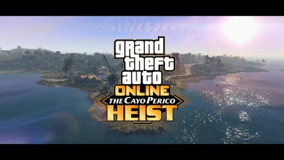 GTA Online - Trailer The Cayo Perico Heist