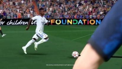 FIFA 22 - Video Sorotan Pengumuman Gameplay Resmi
