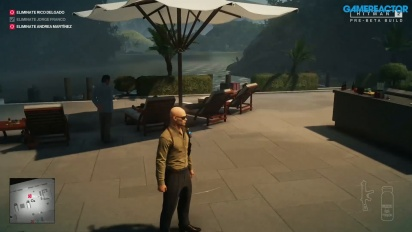Hitman 2 - Gameplay Colombia