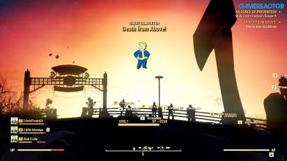 Fallout 76 - Gameplay: Mencoba Bom Nuklir