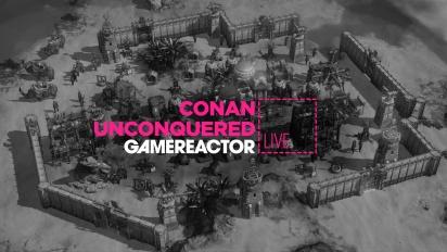 Conan Unconquered - Tayangan Ulang Livestream