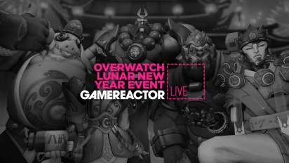 Overwatch Lunar New Year Event - Tayangan Ulang Livestream