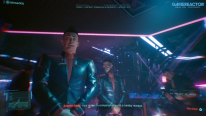 Cyberpunk 2077 - 80 menit pertama di Xbox Series X sebagai Corpo