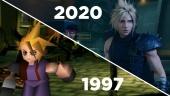 Final Fantasy VII: Remake vs Original - Perbandingan Gameplay oleh Gamereactor