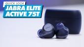 Jabra Elite Active 75t - Ersteindruck
