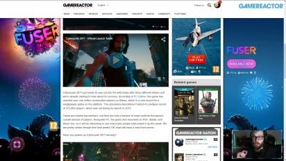 GRTV News - Cyberpunk 2077 Memecahkan Rekor Pemain dalam Satu Waktu