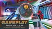 Splitgate - Pertandingan Team Oddball terbaik di PS5