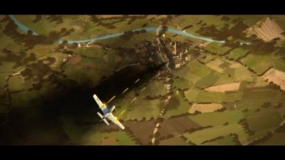 Steel Division - Normandy 44 - Announcement Trailer