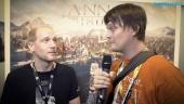 Anno 1800 - Wawancara Christian Schneider