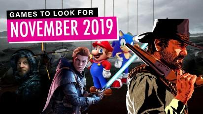 Rekomendasi Game November 2019