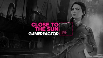 Close to the Sun on PS4 - Tayangan Ulang Livestream