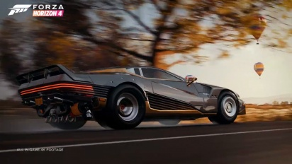 Forza Horizon 4 - 2058 Quadra Turbo-R V-TECH (Promo Cyberpunk 2077)