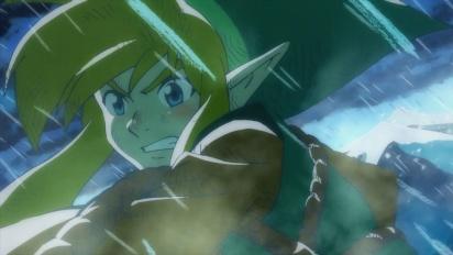 The Legend of Zelda: Link's Awakening - Announcement Trailer