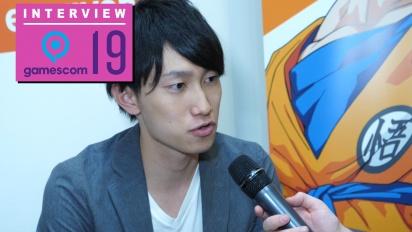 Dragon Ball Z: Kakarot - Wawancara Ryosuke Hara