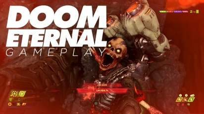 Doom Eternal - Gameplay Campaign