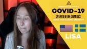 Menghadapi Wabah Virus Corona: Laporan Out of Office Lisa #4
