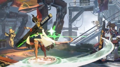 Guilty Gear: Strive - Ramlethal Valentine Character Trailer
