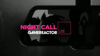 Night Call - Tayangan Ulang Livestream