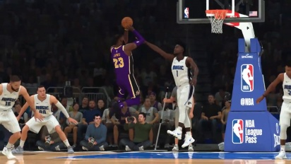 NBA 2K20 - Momentous Trailer