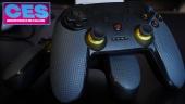 CES20 - Demo Produk Mad Catz Controller & Ego Arcade Stick