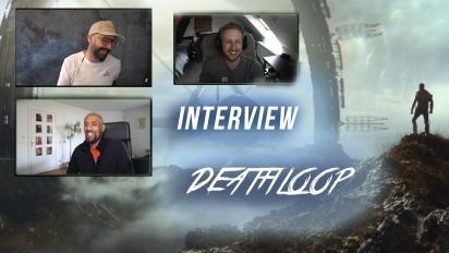 Deathloop - Wawancara Dinga Bakaba dan Sébastien Mitton