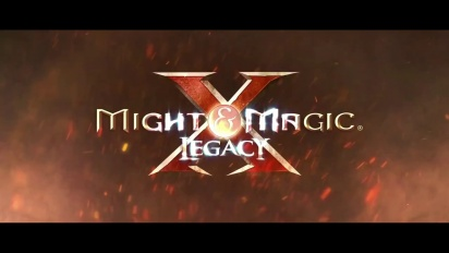 Might & Magic X: Legacy - Launch Trailer
