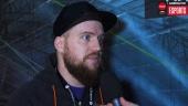 DreamHack Rocket League Pro Circuit - Wawancara Per Sjölin