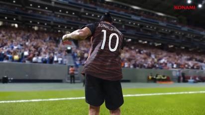 eFootball PES 2020 - Ronaldinho Trailer