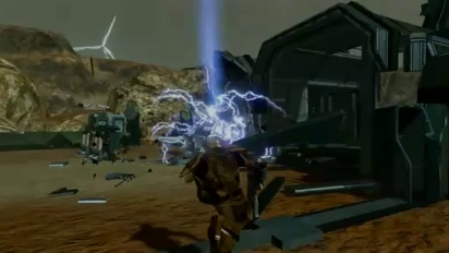 Red Faction: Guerrilla - Singularity Bomb & Nano-Rifle Doc Trailer