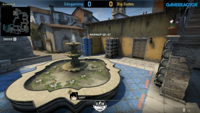 HyperX League 2v2 -  Big Dudes vs Edugaming on Inferno