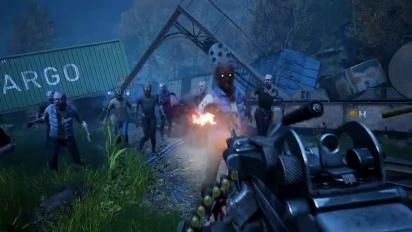 Back 4 Blood - Trailer Demo Gameplay