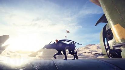 Raiders of the Broken Planet - Ginebra Reveal Trailer