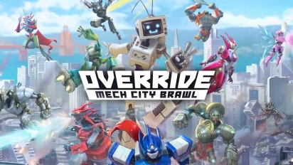 Override: Mech City Brawl - Launch Trailer
