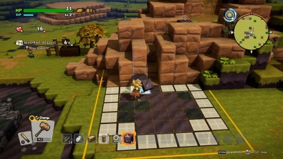 Dragon Quest Builders 2 - A Day in the Life of a Builder - Trailer