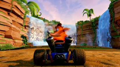 Crash Team Racing Nitro-Fueled - Gameplay Launch Trailer