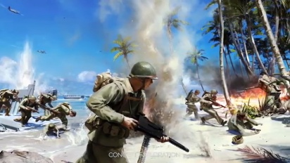 Battlefield V - Chapter 5 Pacific Theater Teaser