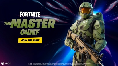Fortnite - Trailer Kostum Master Chief