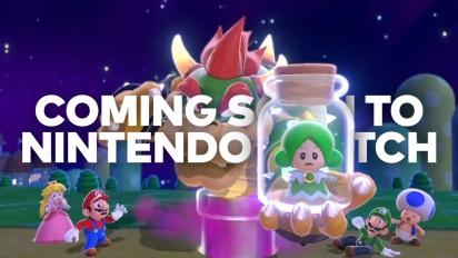 Super Mario 3D World + Bowser's Fury - Spot di The Game Awards 2020