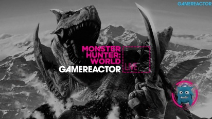 Monster Hunter: World - Tayangan Ulang Livestream PC Late Game