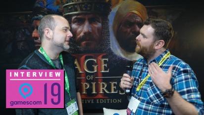 Age of Empires II: Definitive Edition - Wawancara Adam Isgreen