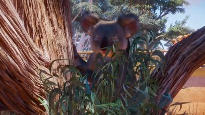 Planet Zoo - Australia Pack Launch Trailer