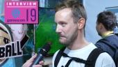PandaBall - Wawancara Morten Madsen