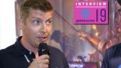 Iron Danger - Wawancara Sami Timonen, Lauri Härsilä, dan Heikki-Pekka Noronen