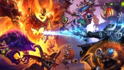 Hearthstone: Heroes of Warcraft - Battlegrounds Announcement