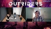 Outriders - Wawancara Bartek Kmita & Piotr Nowakowski