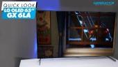 LG OLED GX 6LA - Quick Look